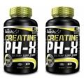 Creatine pH-X 90cps.  + druhý ZDARMA
